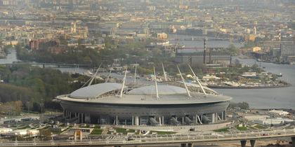Прогулки по Петербургу: Интересные футбольные места
