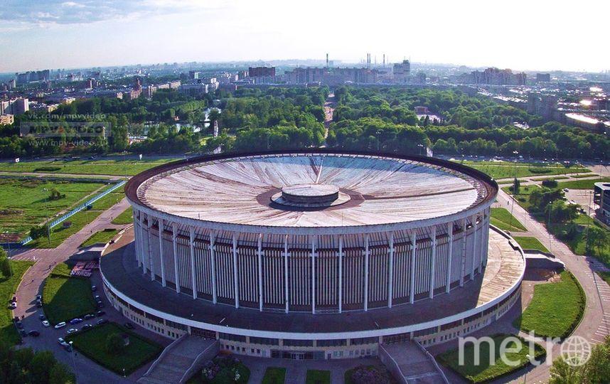 """Петербургский СКК. Фото """"Metro"""""""