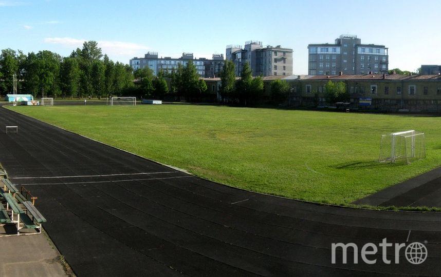 """Стадион """"Динамо"""". Фото """"Metro"""""""
