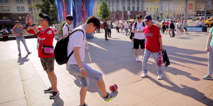 Москвичи научили играть иностранцев, как Головин и Дзюба