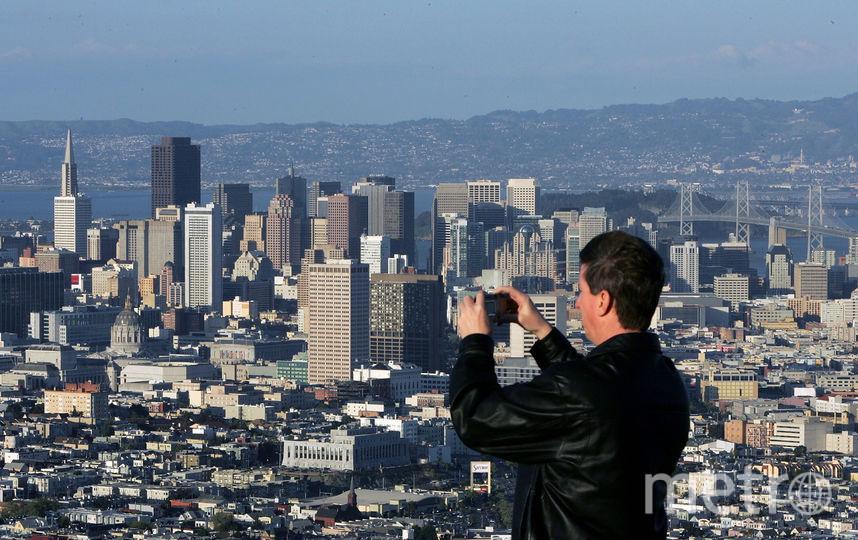 Сан-Франциско, Калифорния, США. Фото Getty