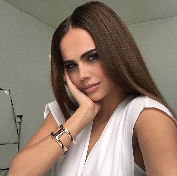 Ксения Дели. Фото Скриншот Instagram: xeniadeli