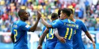 Сборная Бразилии дожала Коста-Рику в концовке