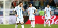 Футболисты сборной Аргентины восстали против тренера
