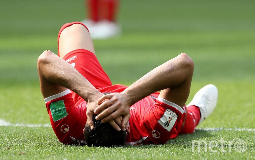 """Матч Бельгия – Тунис на стадионе """"Динамо"""". Фото Getty"""