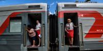 Проводники поездов для болельщиков не забудут чемпионат мира: репортаж из вагона поезда