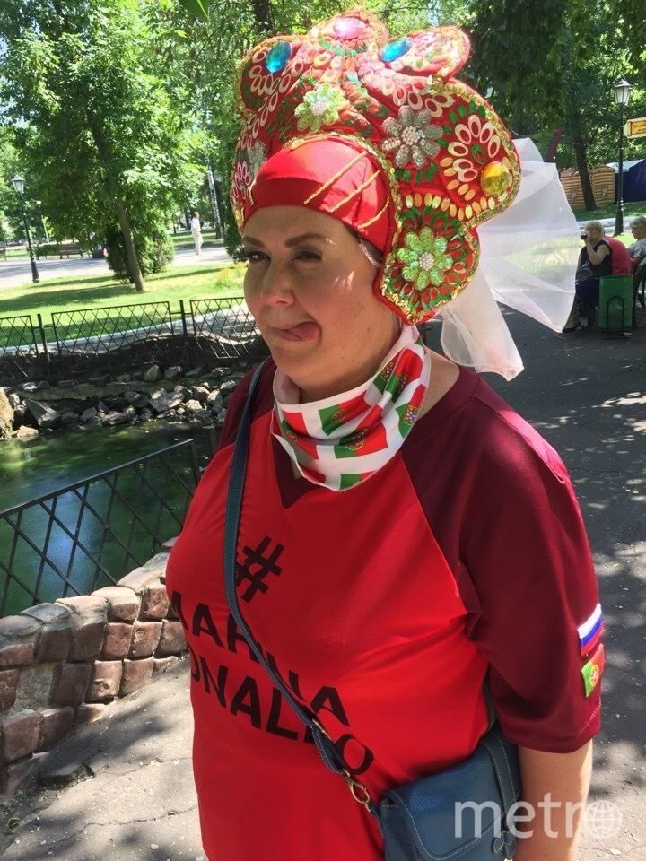 "Марина Богомолова. Фото Кирилл Сосков, ""Metro"""
