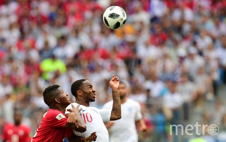Англия в Нижнем Новгороде обыграла Панаму в рамках 2-го тура группового этапа ЧМ-2018 (6:1). Фото AFP