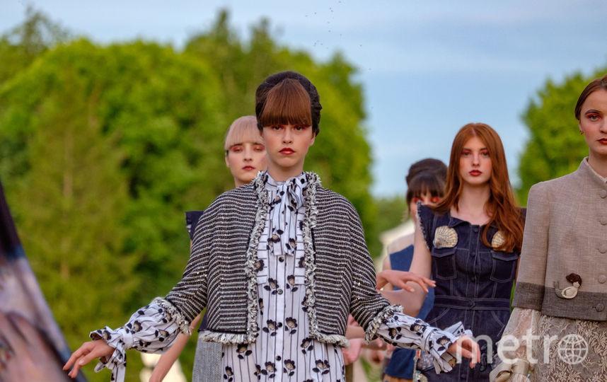 """Главное модное событие лета - """"Ассоциации"""" - прошло в Царском Селе. Фото """"Metro"""""""