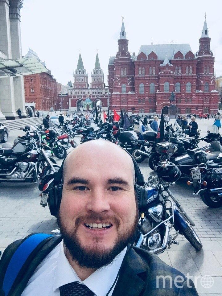 Руслан Камалов. Фото vk.com/id47359854