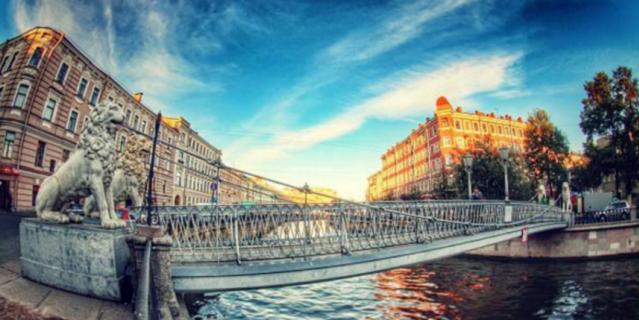 Погода в Петербурге изменится с понедельника