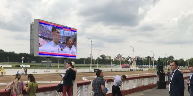 Московский ипподром.