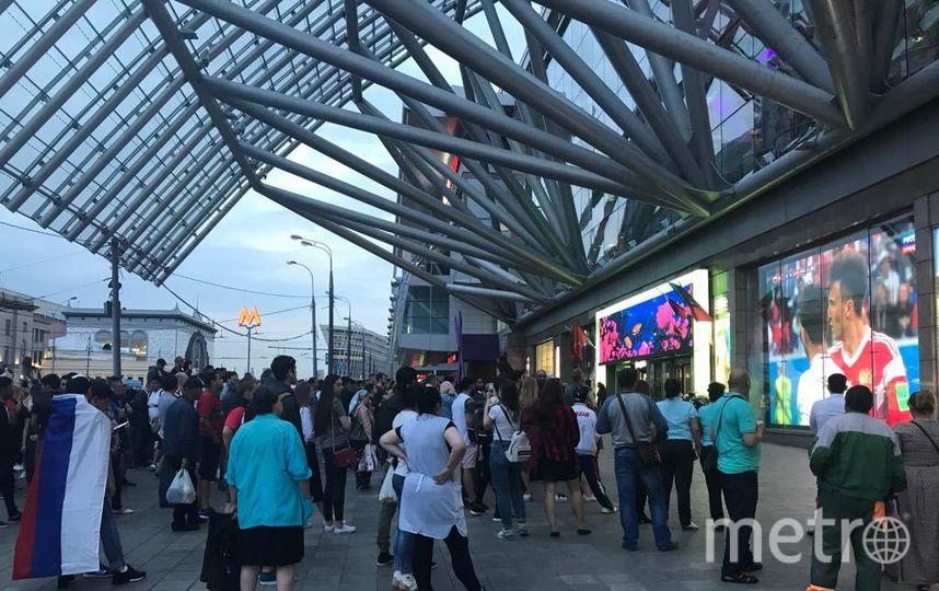 Торговые центры. Фото Мария Беленькая