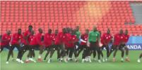 Зажигательный танец сборной Сенегала перед матчем обсуждают в Сети