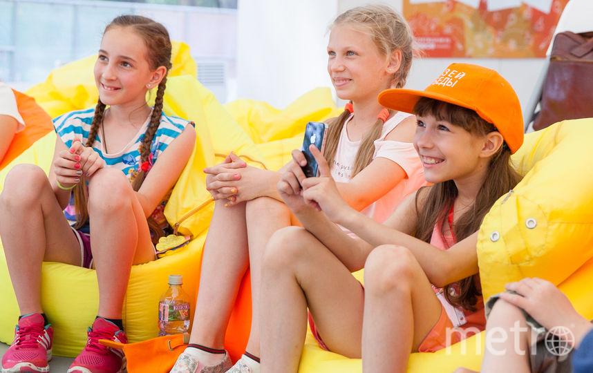 Лето в городе тоже можно провести весело и интересно. Фото Лето побед