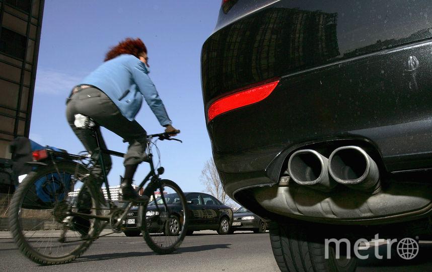 В Москве появился велопатруль. Фото Getty