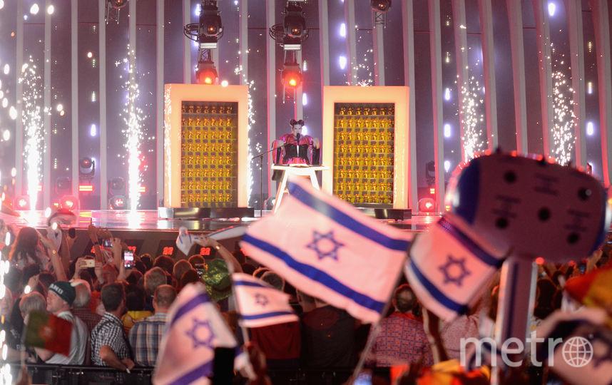 Певица Нетта Барзилай привезла в Израиль безоговорочную победу. Фото Getty