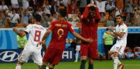 Матч Иран - Португалия: Криштиану Роналду не забил пенальти