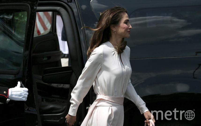 Королева Рания. Фото Getty