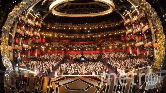 """Церемония награждении премии """"Оскар"""" 2018. Фото http://www.oscars.org/"""
