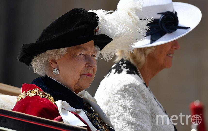 Королева Великобритании Елизавета II. Фото AFP