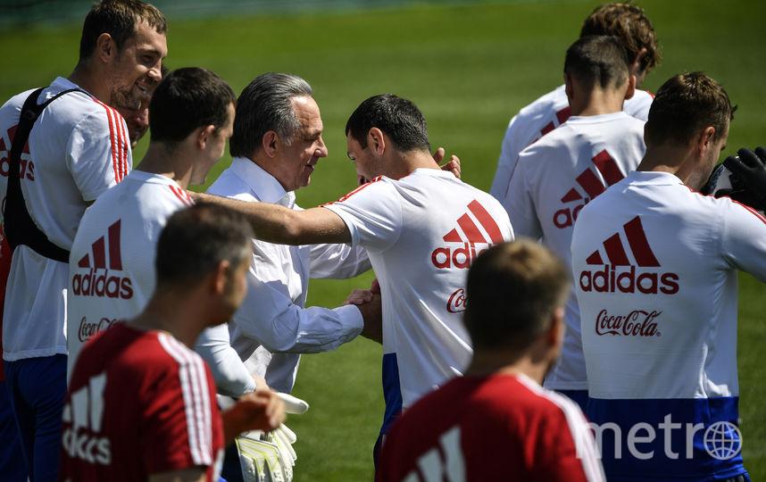 Алан Дзагоев возобновляет тренировки. Фото AFP