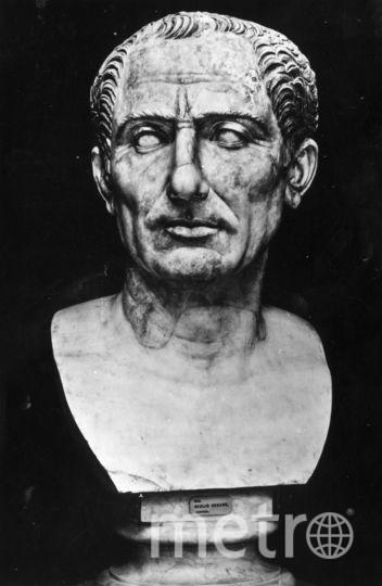 Гай Юлий Цезарь, бюст, около 50 г до нашей эры. Британский музей. Фото Getty