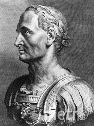 Гай Юлий Цезарь. Фото Getty
