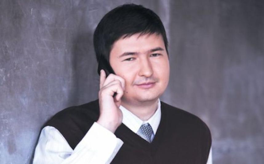 "Алексей Вязовский, вице-президент Золотого монетного дома. Фото ""Metro"""