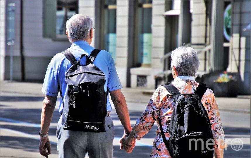 При нынешнем пенсионном возрасте шансы дожить до пенсии выше как у женщин, так и у мужчин. Фото Pixabay
