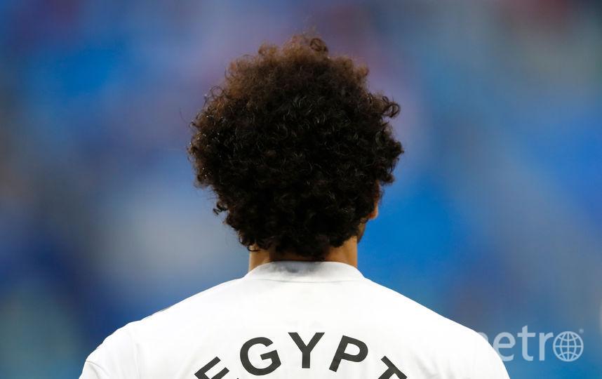 Главная звезда сборной Египта Мохамед Салах. Фото Getty
