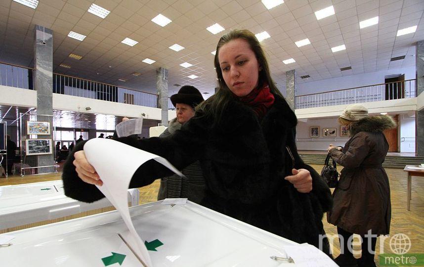 Выборы мэра Москвы пройдут 9 сентября. Фото Василий Кузьмичёнок