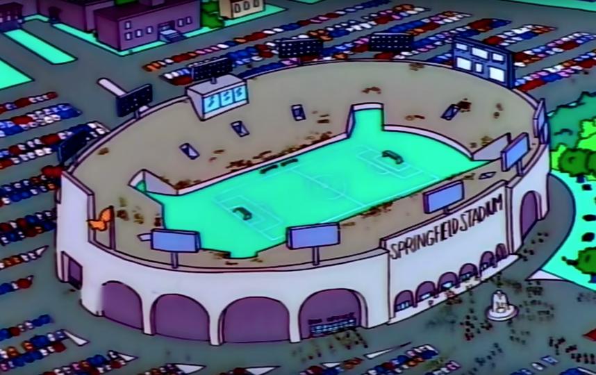 """Кадр из мультсериала """"Симпсоны"""". Фото Скриншот Youtube"""