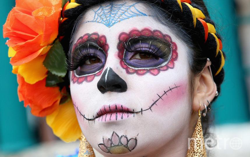 День мёртвых в Мексике. Фото Getty