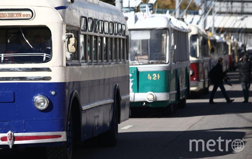 Москвичей ждёт выставка ретромоделей транспорта. Фото mos.ru