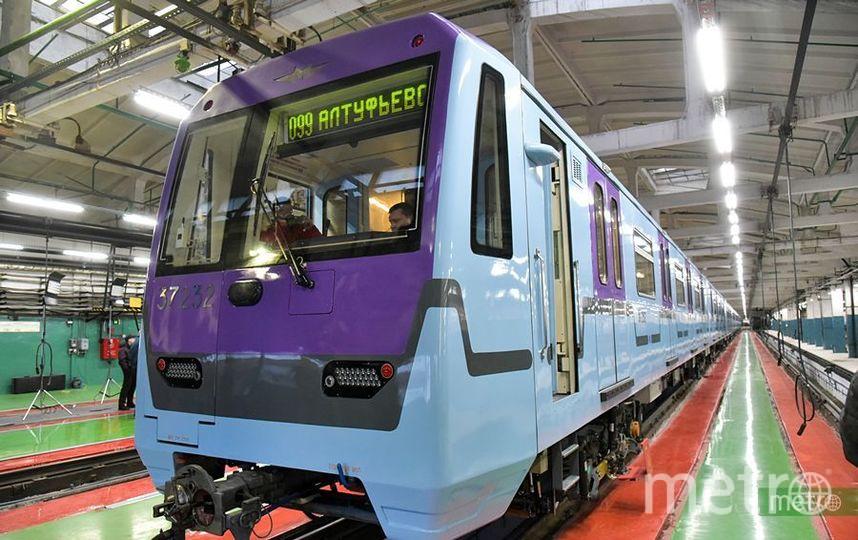 Электродепо метро откроется для посещения. Фото Василий Кузьмичёнок