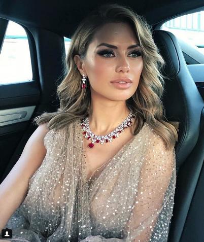 Телезвезда Виктория Боня. Фото www.instagram.com/victoriabonya
