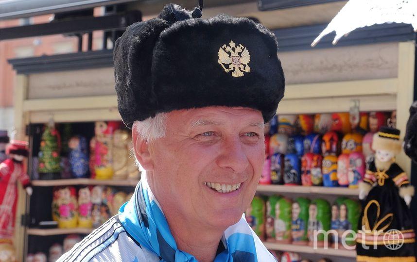 "Фанаты футбола – активные покупатели. Фото Алена Бобрович, ""Metro"""