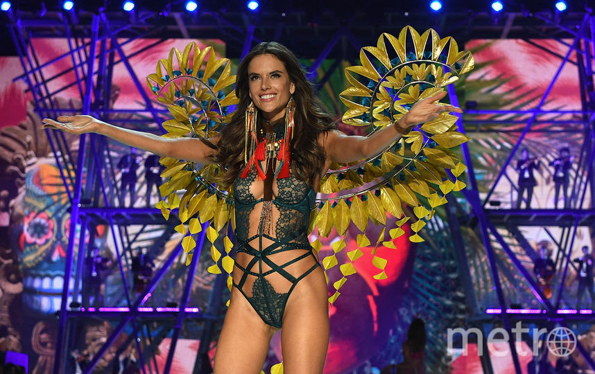 Бразильская супермодель Алессандра Амбросио. Фото Getty