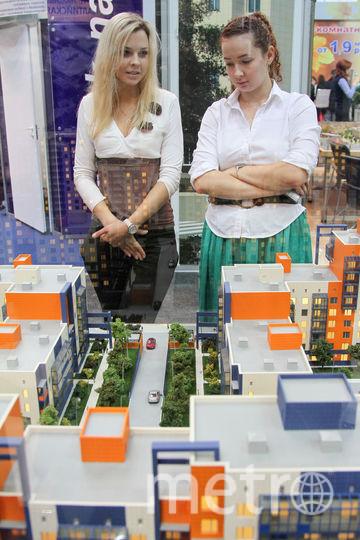 Две трети квартир сегодня в Петербурге покупается в ипотеку. Банк поможет сэкономить и на дополнительных услугах. Фото Андрей Шопша , Интерпресс