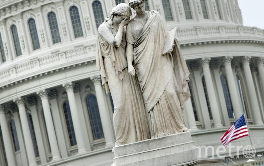 Капитолий. Фото Getty