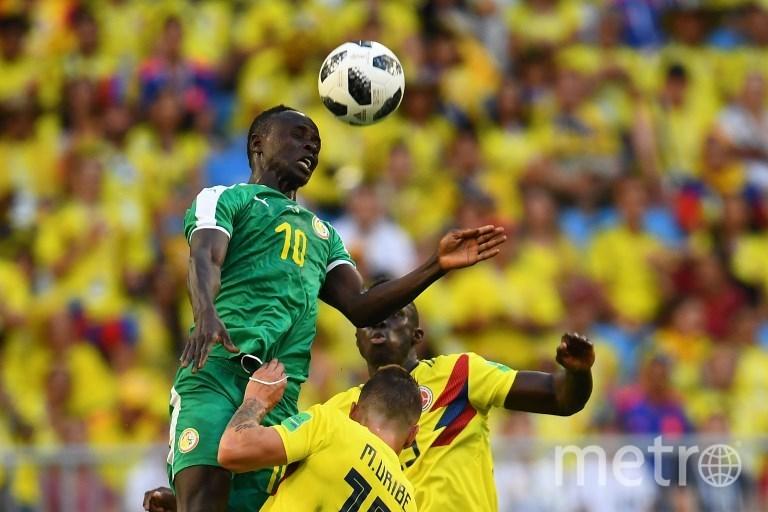 Колумбийцы выиграли группу. Фото AFP