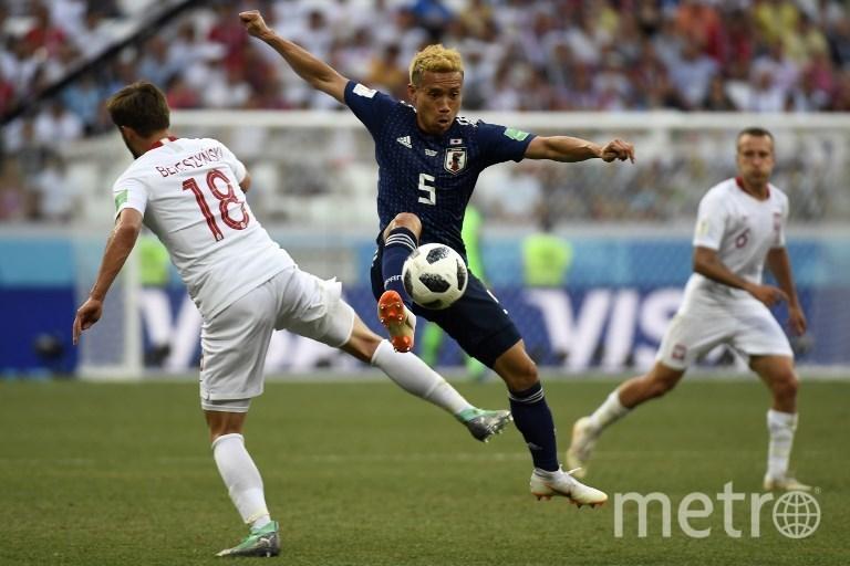 Японцы вышли из группы, несмотря на равенство очков с Сенегалом. Фото AFP