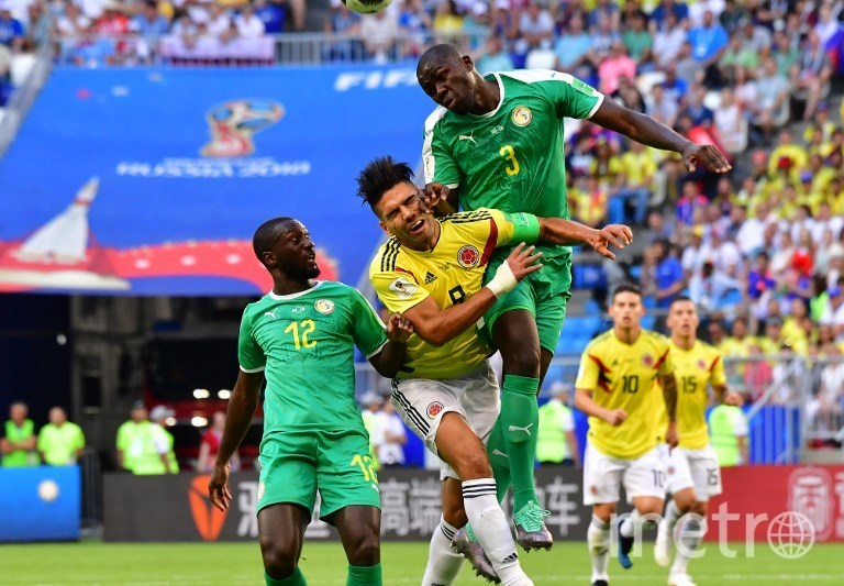 Их соперником в плей-офф будет Англия или Бельгия. Фото AFP