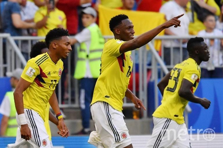 Сборная Колумбии одержала две победы. Фото AFP