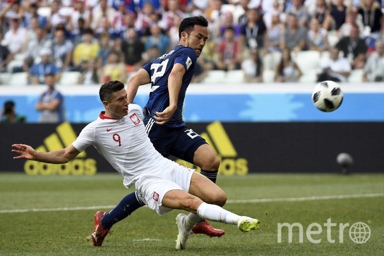 Поляки выиграли только один матч. Фото AFP