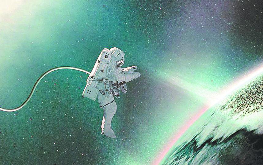 Необычный спектакль посвящён космической тематике. Фото Предоставлено организаторами