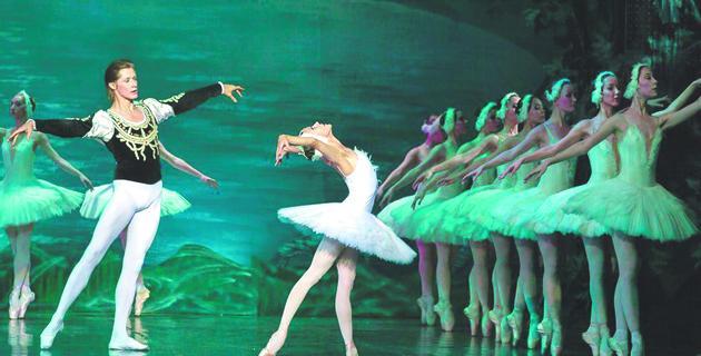 Летние балетные сезоны.