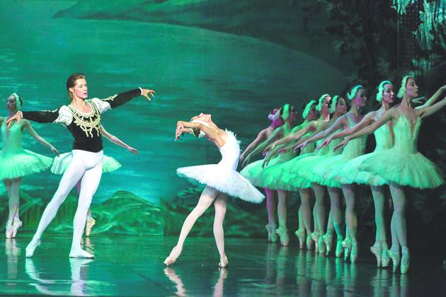 Летние балетные сезоны. Фото Предоставлено организаторами