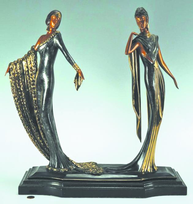 Гении ар-деко. Парижская мода. Фото Предоставлено организаторами